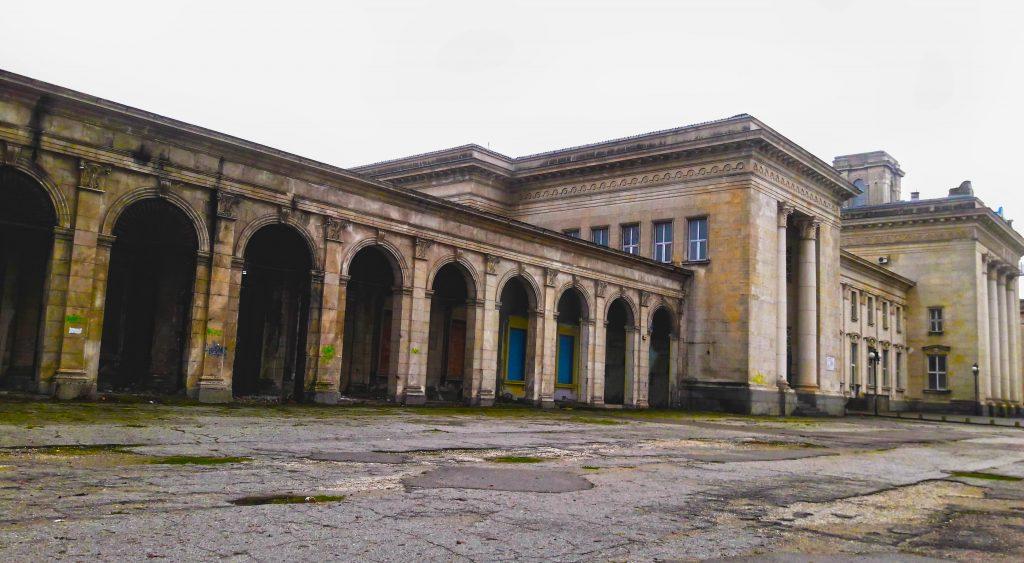 อาคารในเมืองรูเซ่