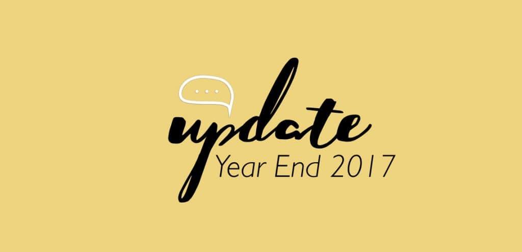 อัพเดทสิ้นปี 2017