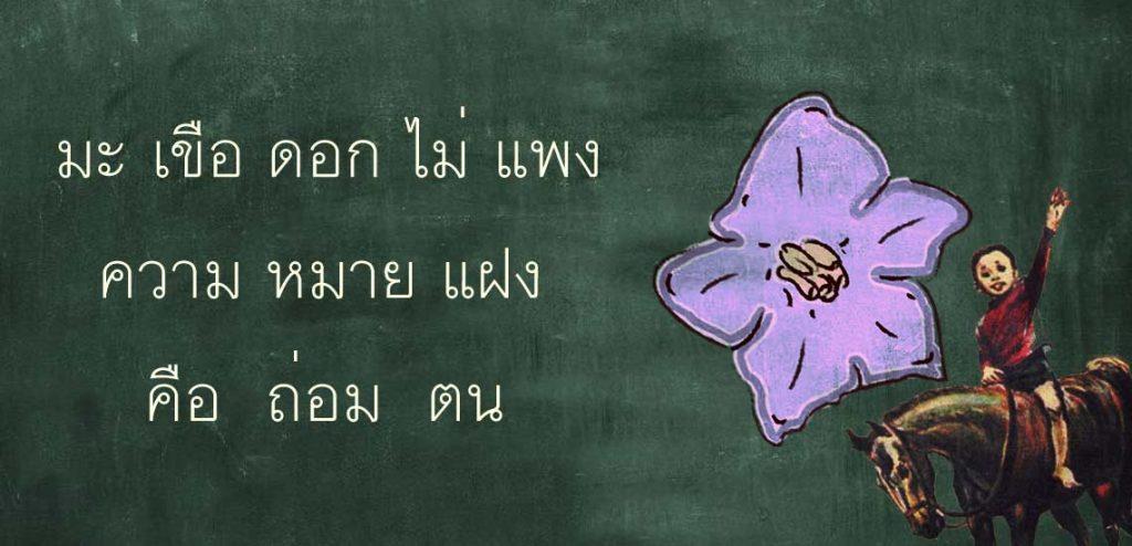 ดอกมะเขือ