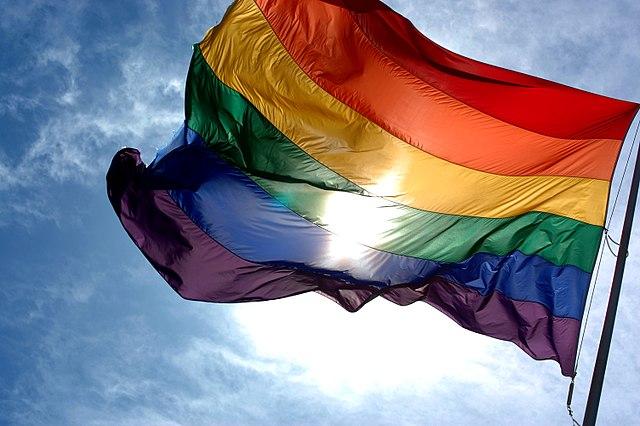 ธงสีรุ้งของ LGBT